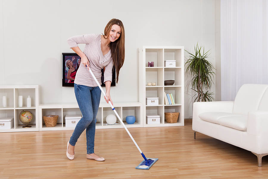 Как сделать уборку проще